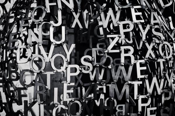 Alphabet by Le Bistronome Flickr