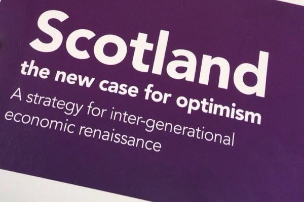 SCOTLAND THE NEW CASE FOR OPTIMISM