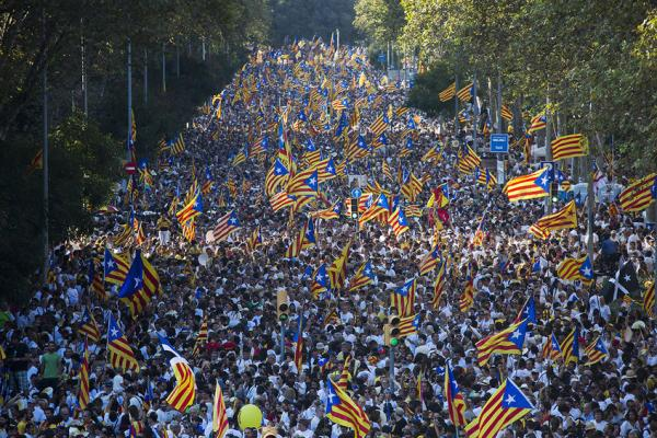 catalan march